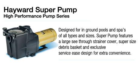 Pump & Filter
