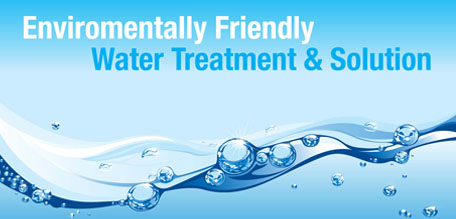 Environmentally Friendly Water Treatment and Solution